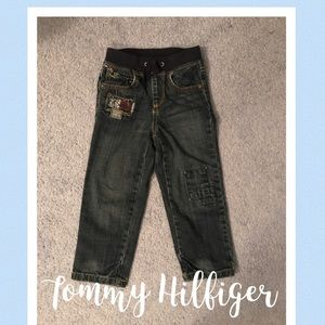 Tommy toddler jeans